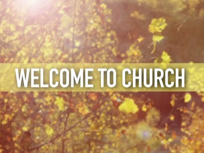FALL BRANCH WELCOME