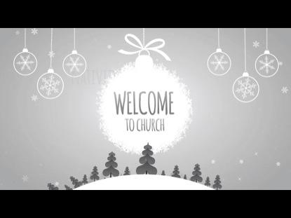 WINTER WONDERLAND WELCOME