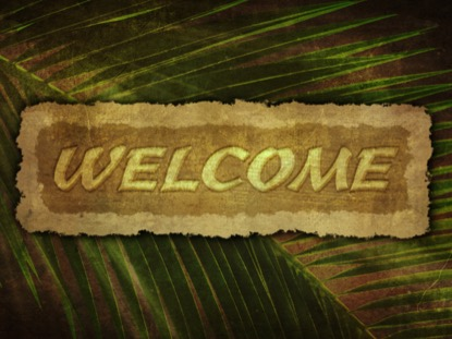 ANCIENT PALM WELCOME 1