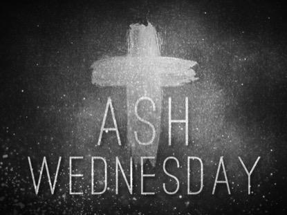 ASH WEDNESDAY 1