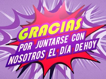 BIBLE HEROES CLOSING MOTION 2 - SPANISH