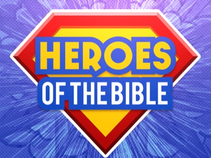 BIBLE HEROES HERO MOTION 1