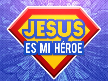 BIBLE HEROES JESUS MOTION 2 - SPANISH