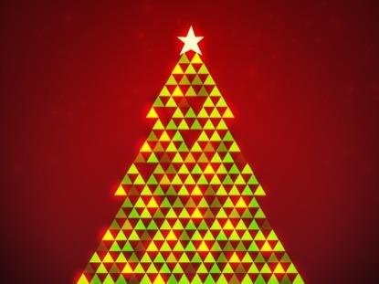 CHRISTMAS LIGHTS MOTION 7