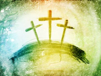 COLORFUL CROSSES 1
