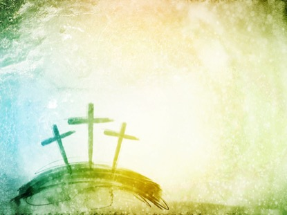 COLORFUL CROSSES 2