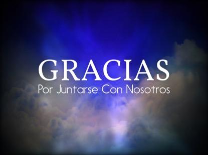 COMFORTING SPIRIT CLOSING MOTION - SPANISH