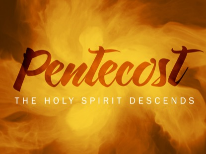 CONSECRATED SPIRIT PENTECOST MOTION