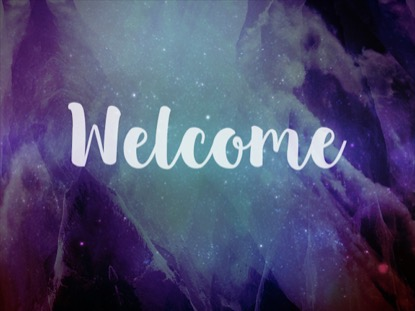 COSMIC MYSTERY WELCOME MOTION