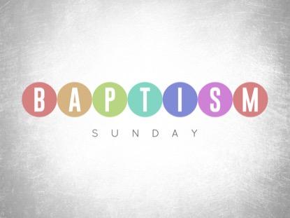 EVENT PLANNER BAPTISM MOTION