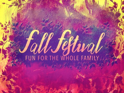 FALL FOLIAGE FESTIVAL MOTION