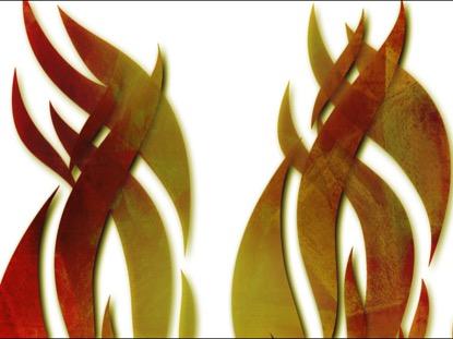 FLAMES OF GRACE 4 MOTION
