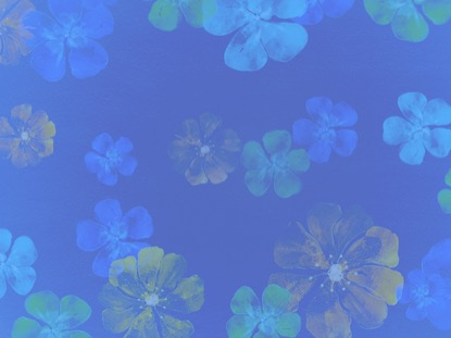 FLOATING FLOWERS MOTION 7
