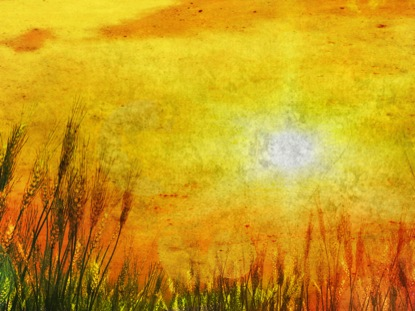 GOLDEN SUN BLANK