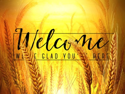 HARVEST SOWING WELCOME 2 MOTION