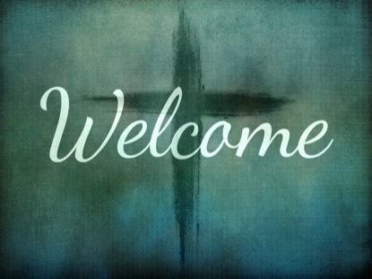 HIS SACRIFICE WELCOME MOTION