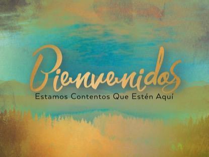 INSPIRING NATURE WELCOME 1 MOTION - SPANISH