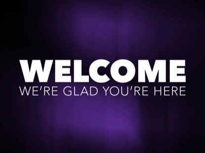 LENT GRACE WELCOME MOTION