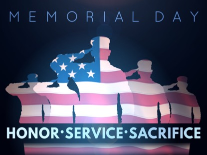 MEMORIAL DAY SALUTE MOTION 1
