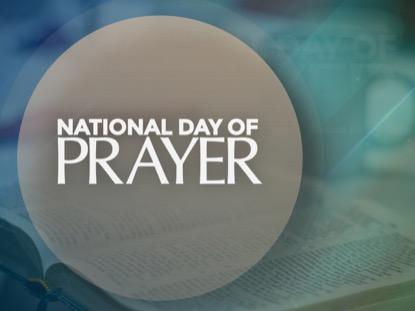NATIONAL PRAYER BIBLE BLUE 1 MOTION