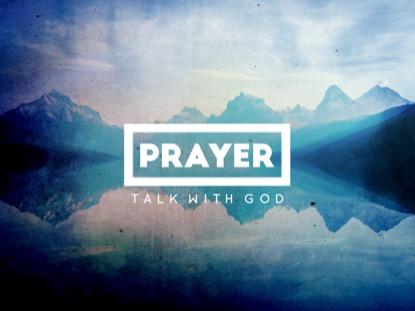 NATURE TALKS PRAYER 1 MOTION