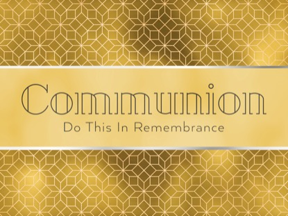 NEW YEAR DECO COMMUNION MOTION