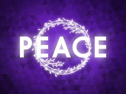 PEACEFUL ADVENT PEACE 2 MOTION