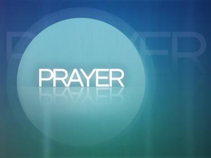 PRAYER CIRCLE 1 MOTION
