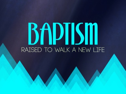 RISING TRIANGLES BAPTISM MOTION