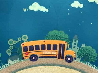 SCHOOL BUS MOTION 2