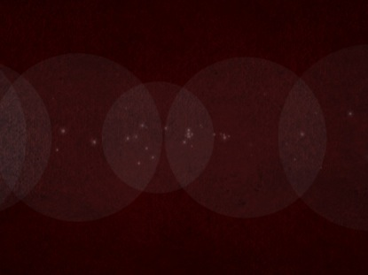 SIMPLE CIRCLES RED