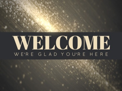 STARDUST WELCOME MOTION