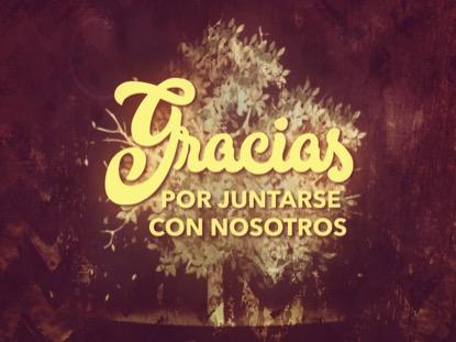 THANKSGIVING GRATITUDE CLOSING 2 MOTION - SPANISH