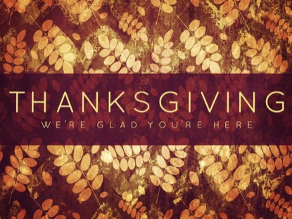 THANKSGIVING GRATITUDE HOLIDAY 1 MOTION