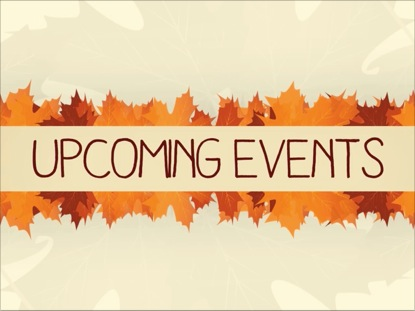THANKSGIVING LEAVES EVENTS