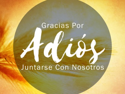 THE GREAT COMMISSION CLOSING MOTION - SPANISH