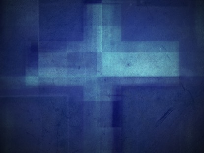 THREE CROSSES BLUE 5 MOTION