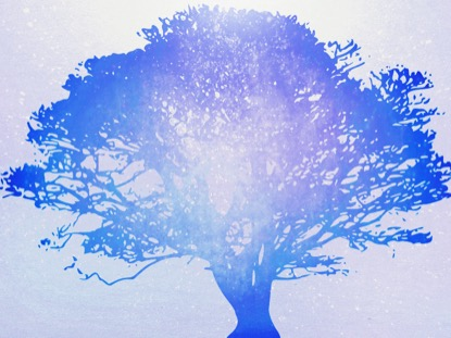 TREE OF LIFE BLUE 1 MOTION