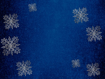 TRENDY CHRISTMAS BLUE MOTION