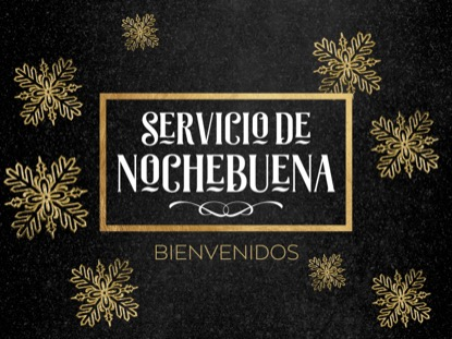 TRENDY CHRISTMAS EVE MOTION SPANISH