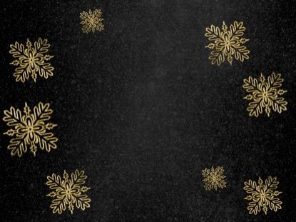 TRENDY CHRISTMAS GOLD MOTION