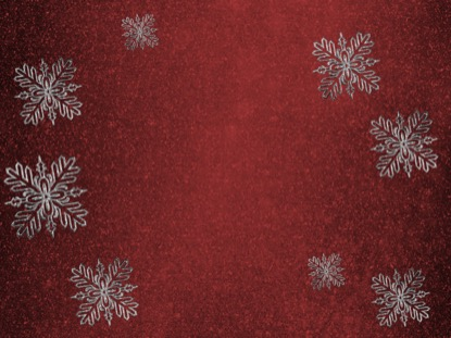 TRENDY CHRISTMAS RED MOTION