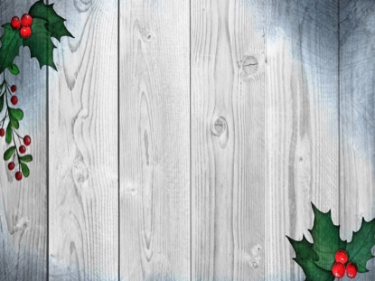 WOODEN CHRISTMAS 2 MOTION