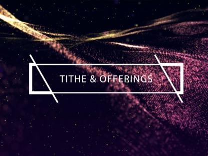 TITHE OFFERINGS DIGITAL