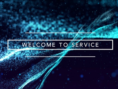 WELCOME TO SERVICE DIGITAL
