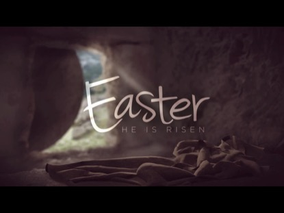 EASTER TOMB WELCOME