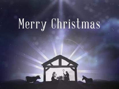 GLORIOUS CHRISTMAS WELCOME