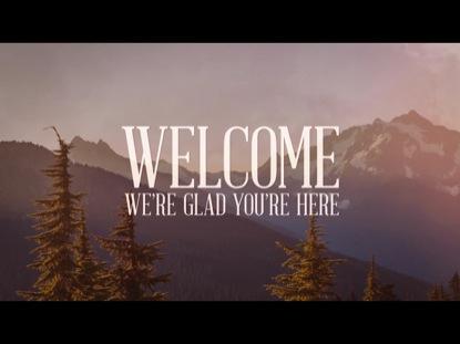 MOUNTAINSCAPE WELCOME