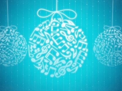 CHRISTMAS MUSICAL - BLANK