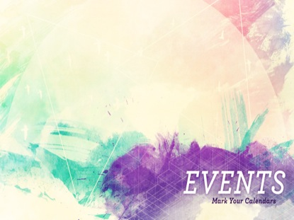 COLORSCAPE EVENTS